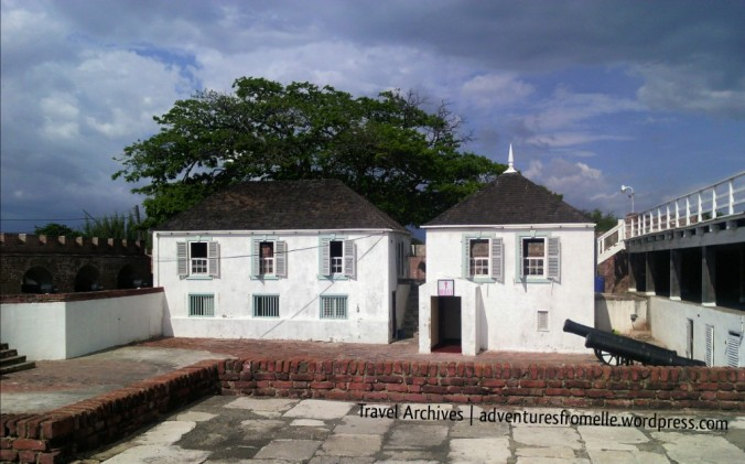 fort charles museum