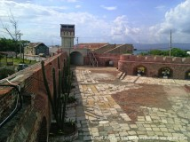 Upstairs Fort Charles