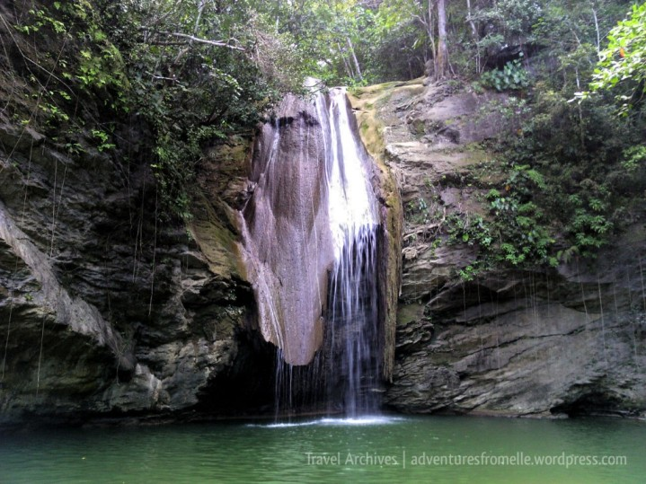 Kwame Falls, Robin's Bay