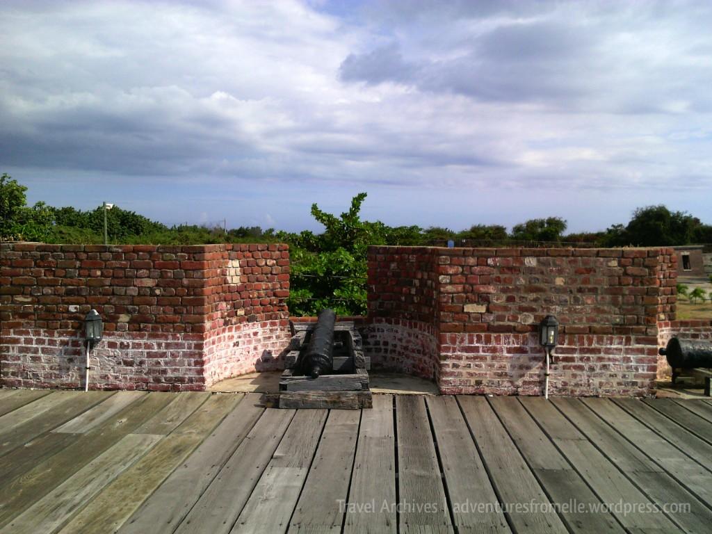 strategic fort charles port royal