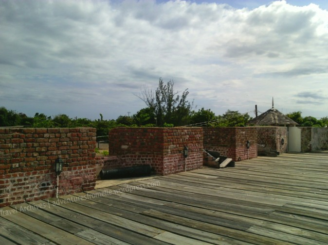 views ft charles port royal