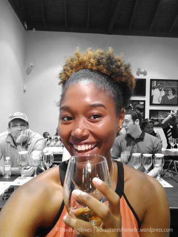 rum tasting-appleton rum experience 2018