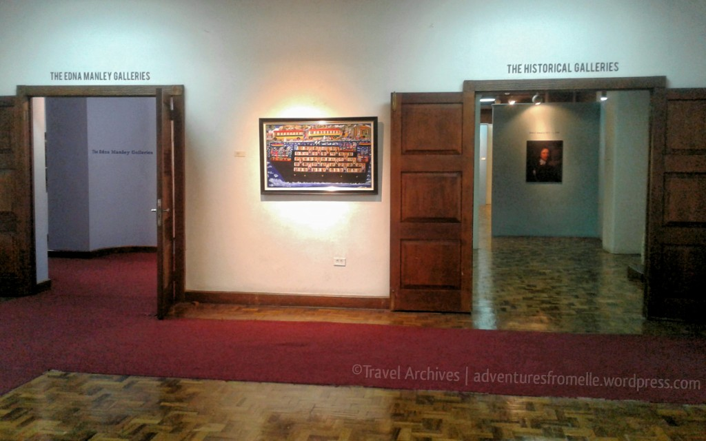 historical and edna manley galleries