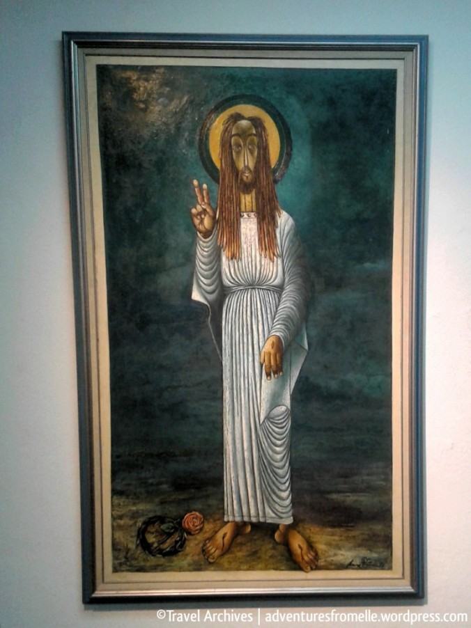jah lives-national gallery of jamaica