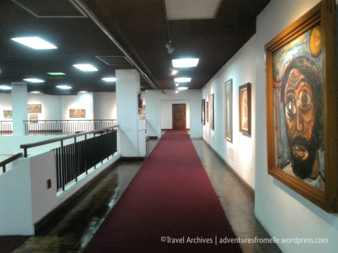 national gallery of jamaica-upstairs