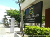 sign-national gallery of Jamaica