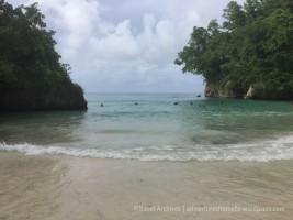 Frenchman's Cove in Port Antonio, Jamaica