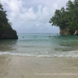 Frenchman's Cove in Port Antonio, Jamaica