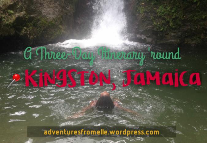 Kingston-itinerary
