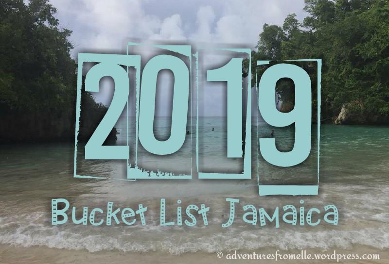 2019-bucket list