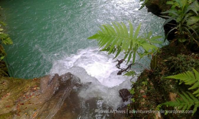 above breadnut valley falls