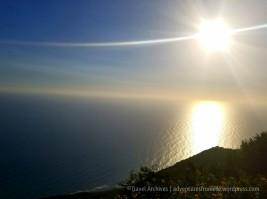 Stunning Lovers' Leap sunset