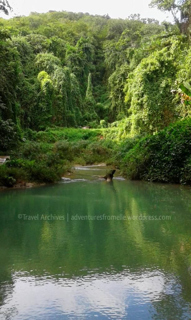 peaceful breadnut valley