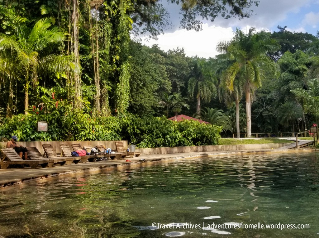 luxurious pool-ys falls