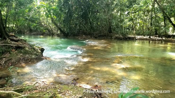 ys falls-jamaica
