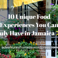 10 Unique Food Experiences You Can Only Have in Jamaica