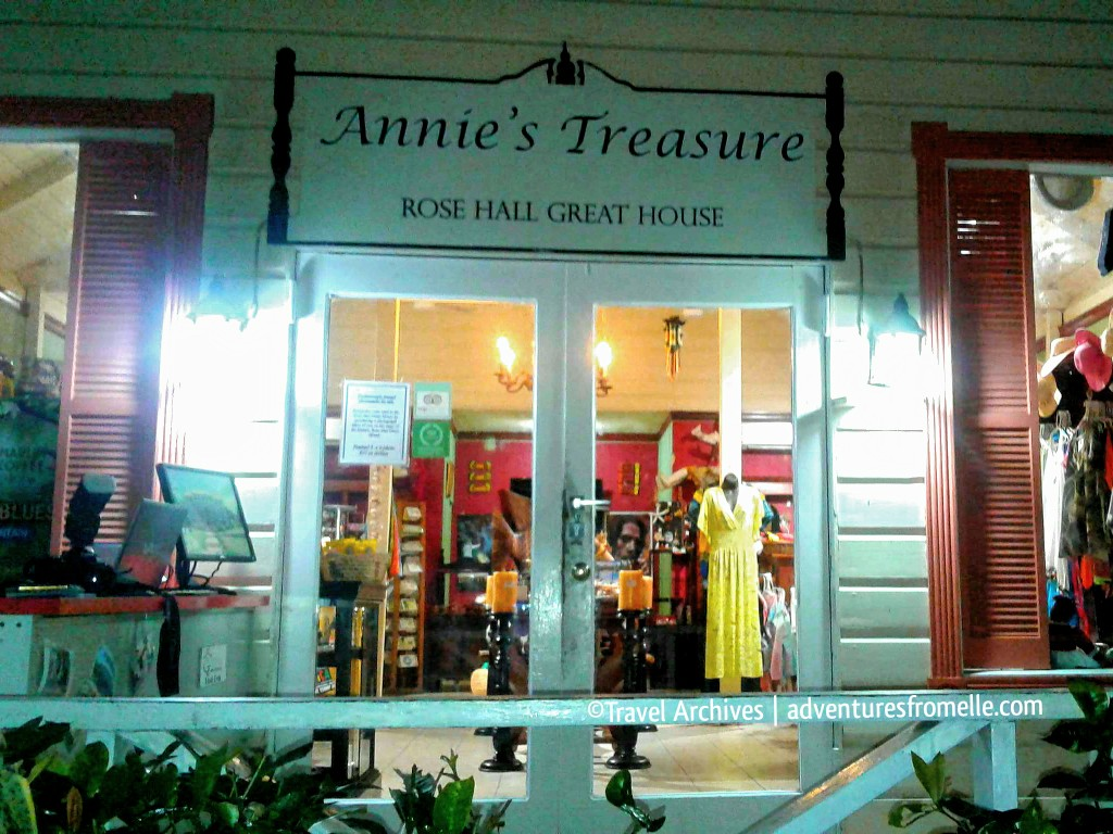 annies treasures rose hall great house