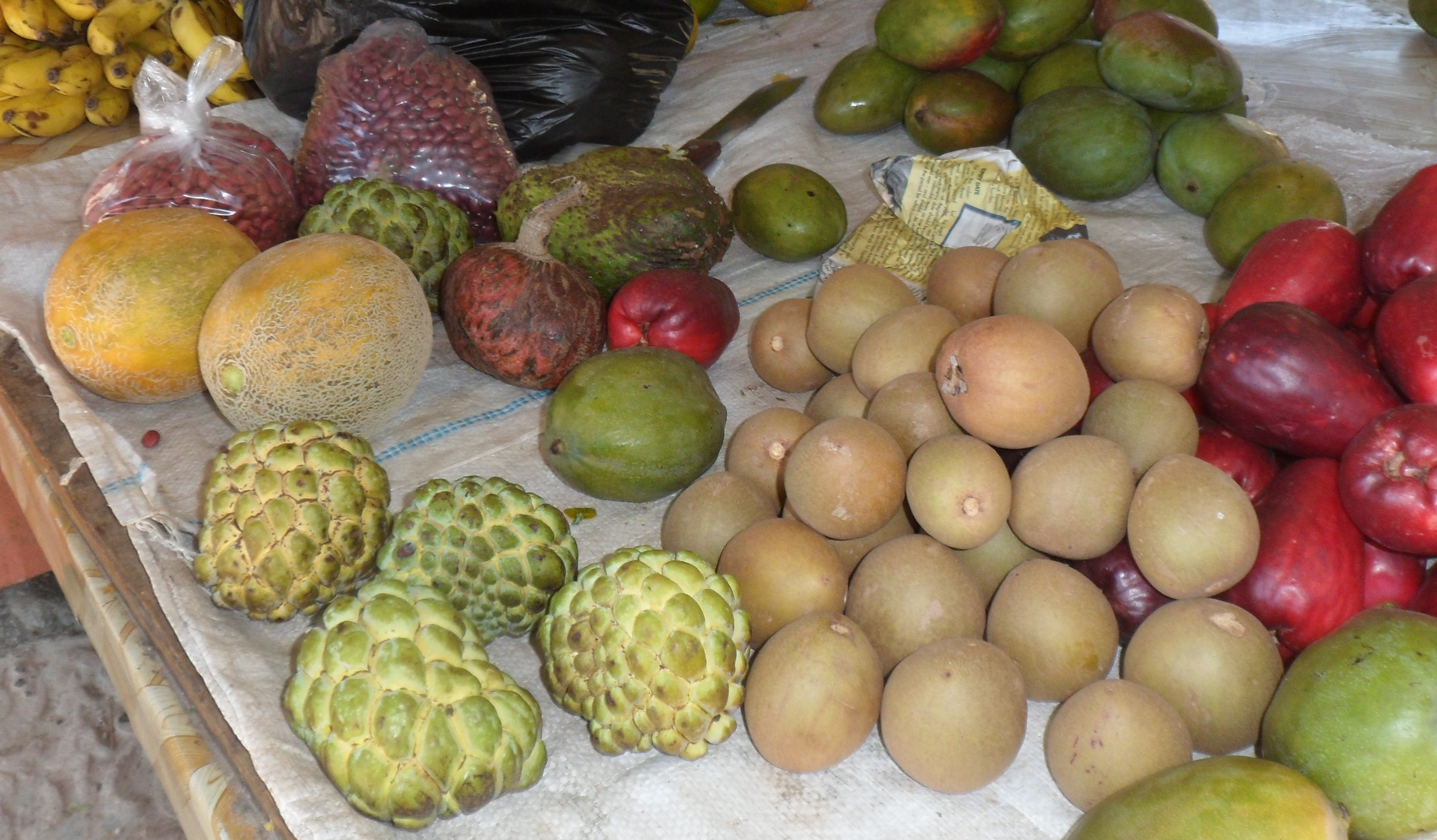 Jamaican-Fruit