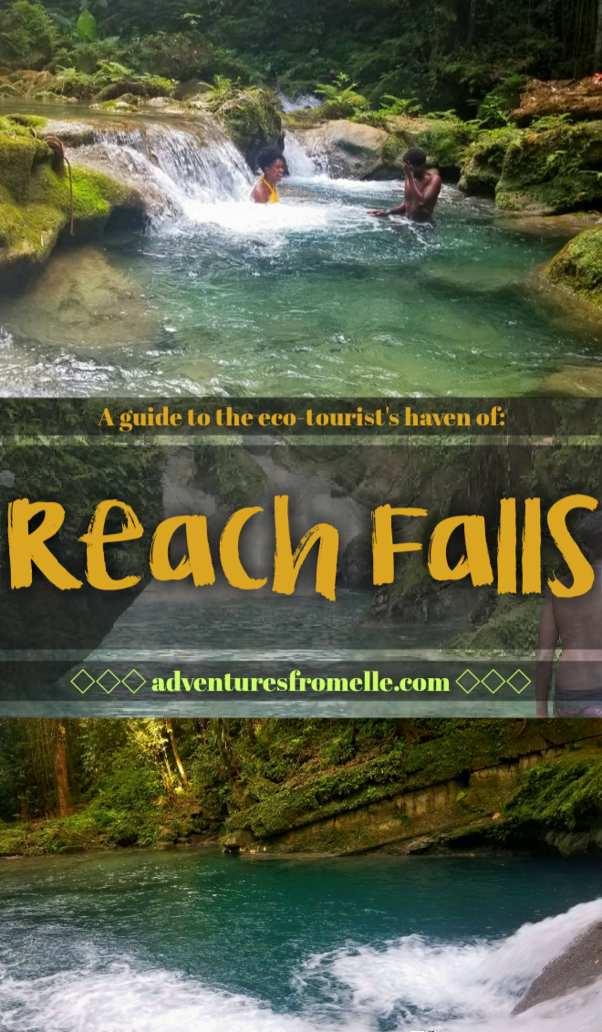 Reach falls graphic