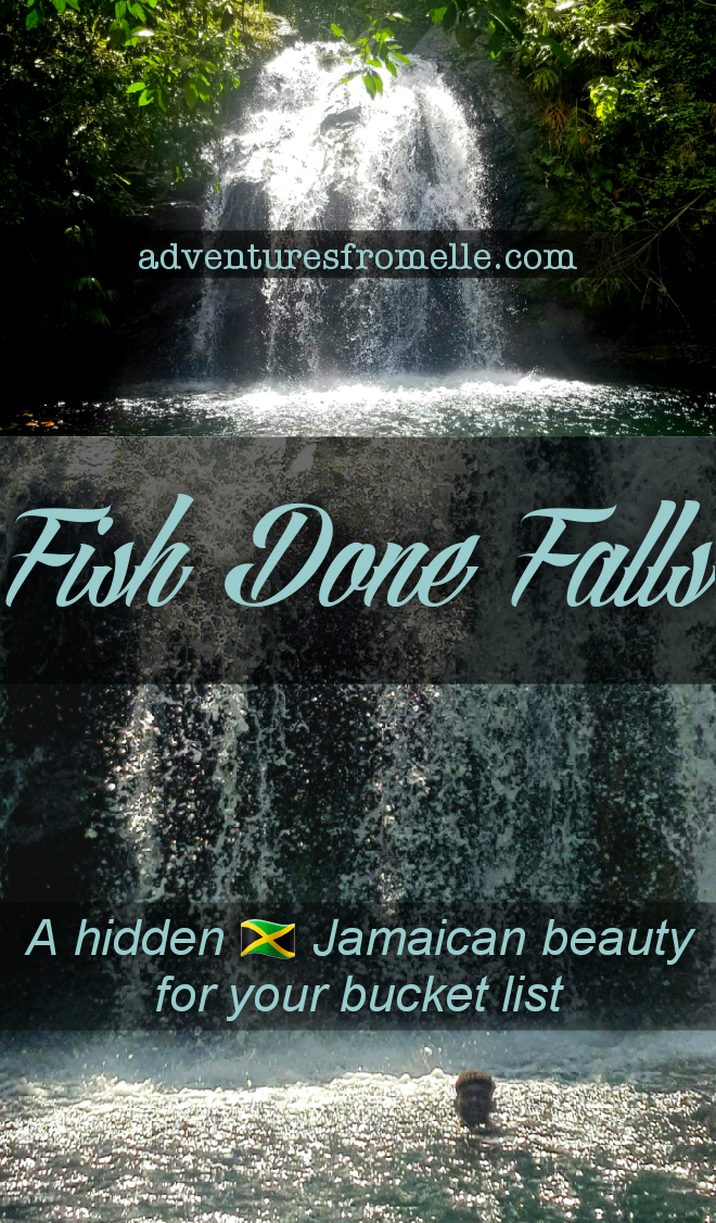 Fish done falls graphic