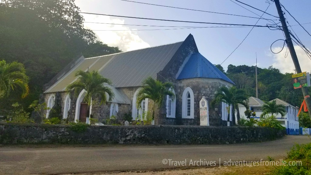 diocese of jamaica and the cayman islands