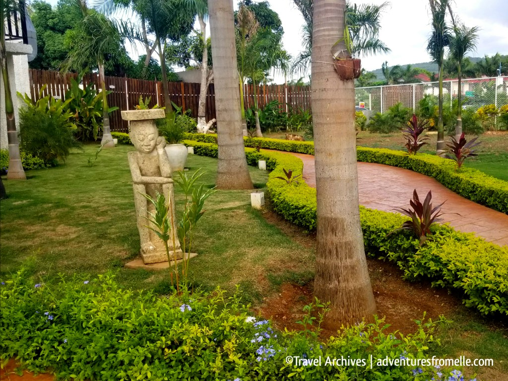 the beautiful grounds-puerto seco beach