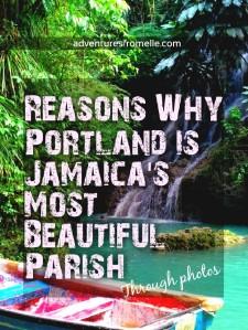 portland jamaicas most beautiful parish