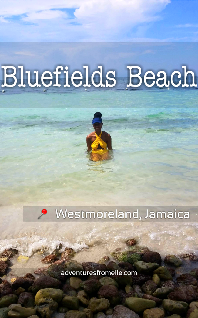 Bluefields beach graphic-adventures from elle