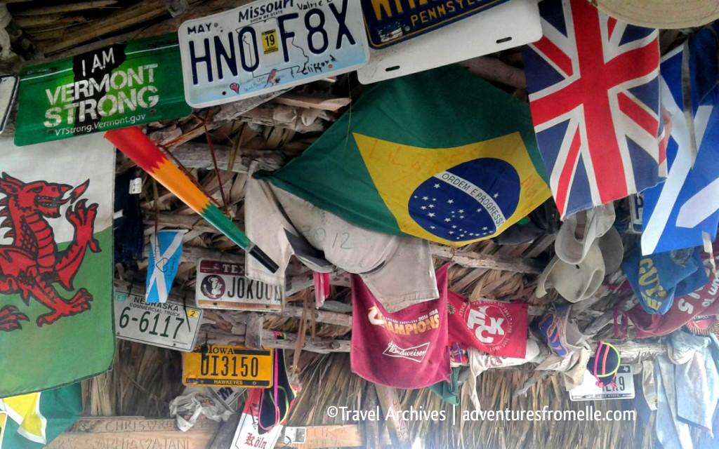 pelican bar souvenirs