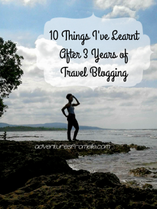 10 things ive learnt after travel blogging for 3 years