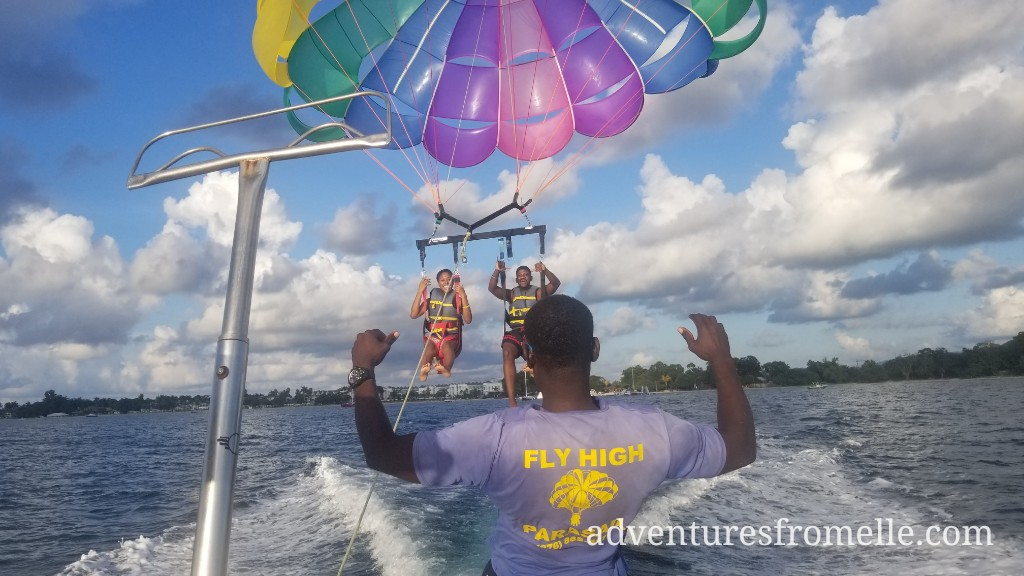 fly high parasailing