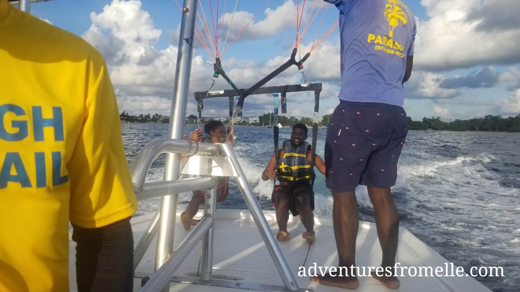 parasailing in negril1