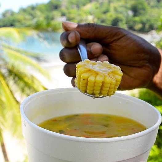 Image result for corn soup